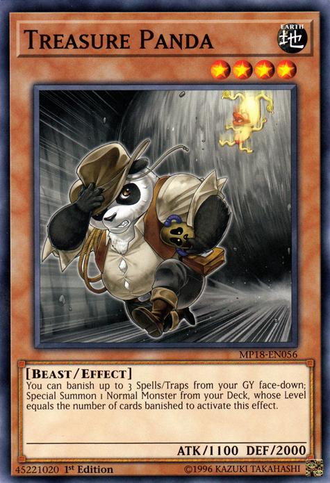 Treasure Panda Yu Gi Oh Fandom Powered By Wikia