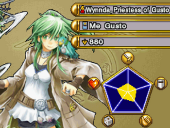 Wynnda, Priestess of Gusto