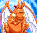 Amphibian Angel - Frog-Hael