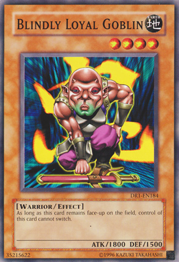 Blindly Loyal Goblin | Yu-Gi-Oh! | FANDOM powered by Wikia
