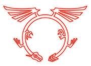 Crimson Dragon's seal
