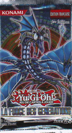 Front unifie Yu Gi Oh GENF-FR075 R