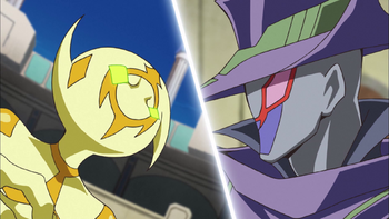 Yu-Gi-Oh! VRAINS - Episode 079