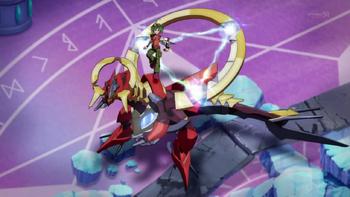 Yu-Gi-Oh! ARC-V - Episode 023