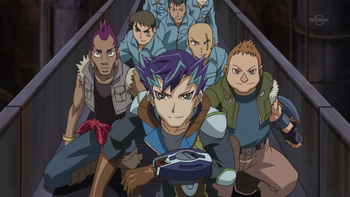 Yu-Gi-Oh! ARC-V - Episode 090