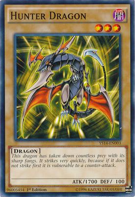 Hunter Dragon YS14