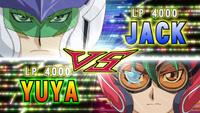 Jack VS Yuya
