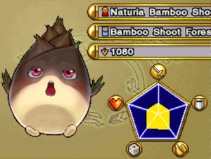 Naturia Bamboo Shoot-WC11