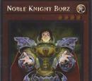 Noble Knight Borz