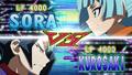 Sora VS Shun.png