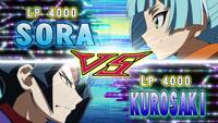 Sora VS Shun