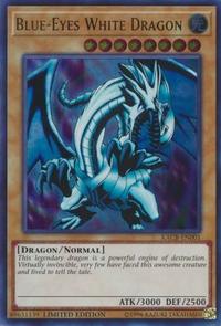 YuGiOh! TCG karta: Blue-Eyes White Dragon