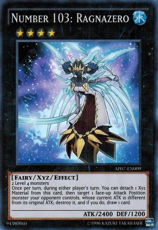 Number 103 Ragnazero Yu Gi Oh Fandom Powered By Wikia