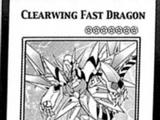 Clearwing Fast Dragon (manga)