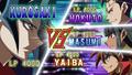 Kurosaki VS Masumi, Hokuto & Yaiba.png