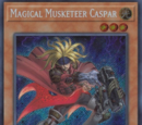 Magical Musketeer Caspar