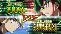 Sawatari VS Yuya
