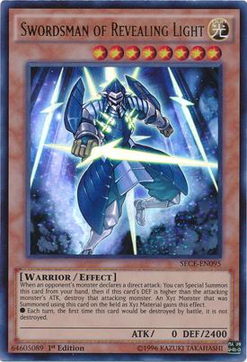 Swordsman of Revealing Light SECE