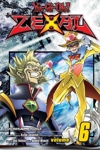 <i>Yu-Gi-Oh! ZEXAL</i> Volume 6