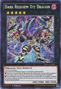 YuGiOh! TCG karta: Dark Requiem Xyz Dragon