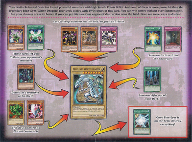 How to play starter deck kaiba reloaded