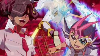Yu-Gi-Oh! ZEXAL - Episode 085