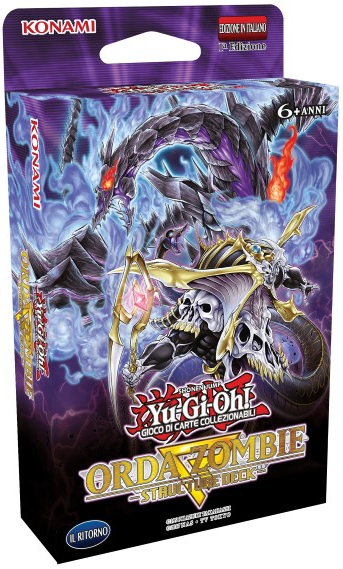 Zombie Gozuki Yu-Gi-Oh : SR07-FR013 -VF/Commune