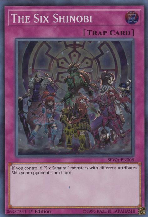 Obligatory Summon The Six Shinobi | Yu-G...