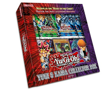 Yugi & Kaiba Collector Box