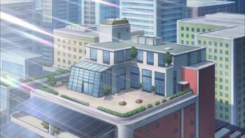 Aoi's Apartment