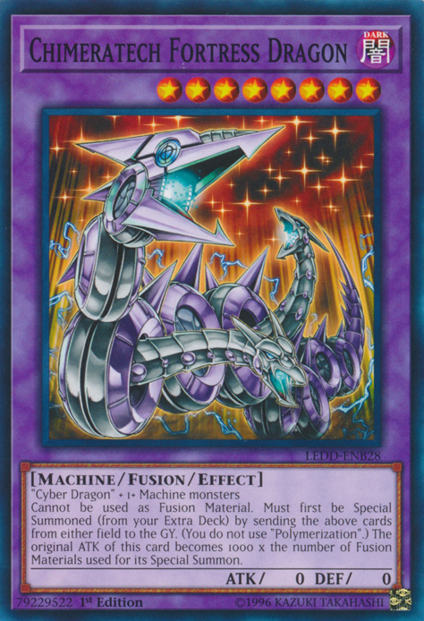 In this thread, I review the most famous Yu-Gi-Oh! Cards