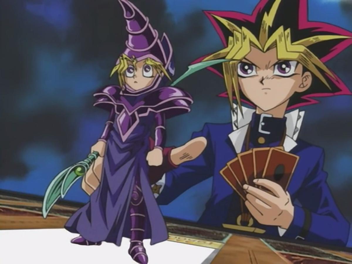 Dark Magician Yugi.png & File - Dark Magician Yugi.png | Yu-Gi-Oh! | FANDOM powered by Wikia