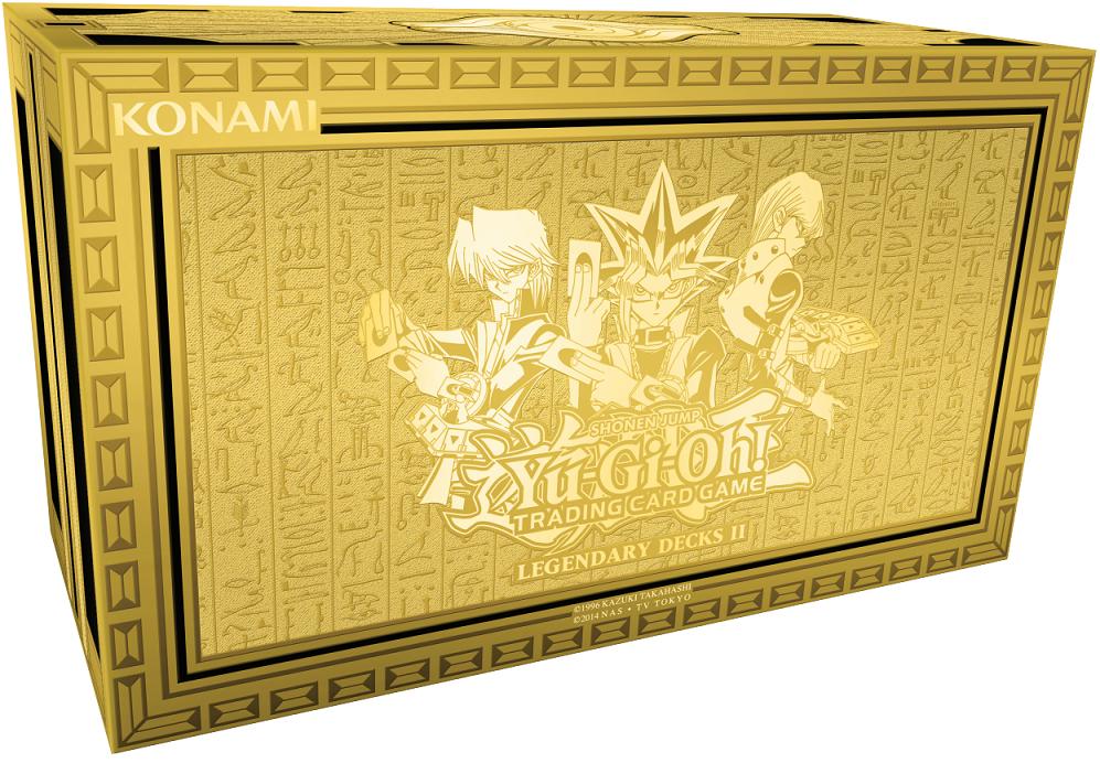 Legendary Decks II   Yu-Gi-Oh!   FANDOM powered by Wikia