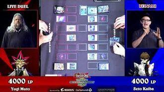 LIVE-DUEL – Yu-Gi-Oh! World Championship 2019 – Berlin – YUGI vs. KAIBA