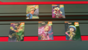 BoBoiBoy and Friends as Cards