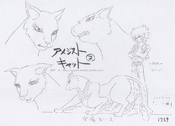 CrystalBeastAmethystCat-JP-Anime-GX-ConceptArt