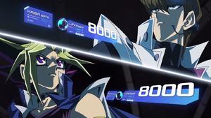 Kaiba VS Virtual Dark Yugi
