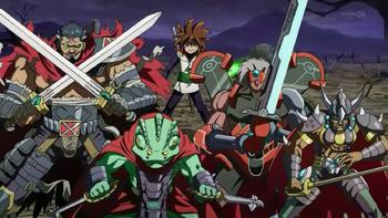 Yu-Gi-Oh! ARC-V - Episode 011
