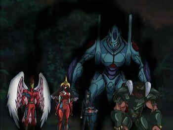 Yu-Gi-Oh! GX - Episode 113
