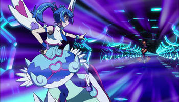 Yu-Gi-Oh! VRAINS - Tập 017