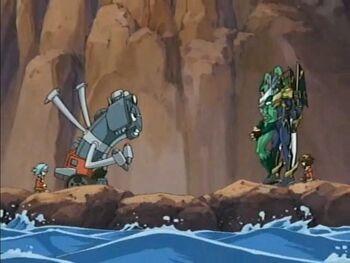 Yu-Gi-Oh! GX - Episode 007