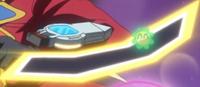 Yusho's Xyz Dimension Duel Disk