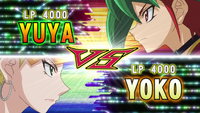Yuya VS Yoko