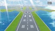 Maiami AirplaneLanding