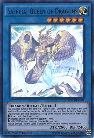 Saffira, Queen of Dragons   Yu-Gi-Oh!   FANDOM powered by