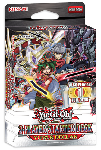 2-Player Starter Deck Yuya & Declan