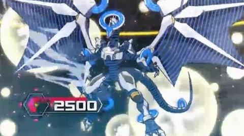 YuGiOh! VRAINS Episode 18 - Link Summon Firewall Dragon and Encode Talker
