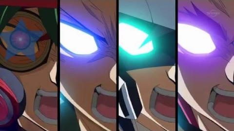 Dark Rebellion Xyz Dragon (All 4 Yus)