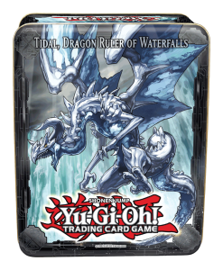 Tidal Dragon Ruler of Waterfalls Tin