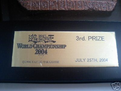 WorldChampionship2004-ThirdPlace-CloseUp